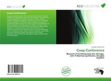 Bookcover of Cusp Conference