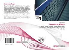 Portada del libro de Leonardo Mayer