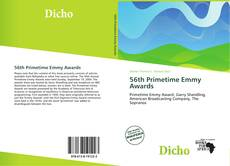 56th Primetime Emmy Awards kitap kapağı