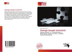 Bookcover of George Joseph (scientist)