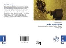Bookcover of Kate Harrington
