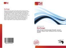 Bookcover of Korhogo