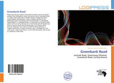 Bookcover of Greenbank Road