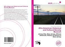 Borítókép a  Afro-American Historical and Cultural Society Museum - hoz