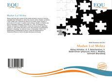 Bookcover of Madan Lal Mehta