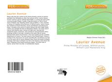 Bookcover of Laurier Avenue