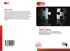 Bookcover of Abhas Mitra