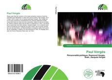 Bookcover of Paul Vergès