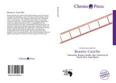 Portada del libro de Braulio Castillo
