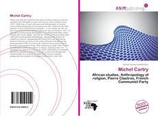 Обложка Michel Cartry