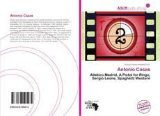 Bookcover of Antonio Casas