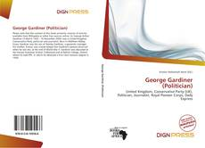 Copertina di George Gardiner (Politician)