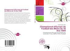 Bookcover of Championnat d'Europe de Football des Moins de 16 Ans 1989