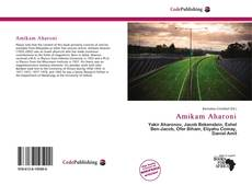 Bookcover of Amikam Aharoni