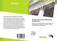 Buchcover von Ange Hyacinthe Maxence de Damas