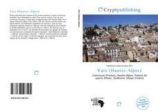 Vars (Hautes-Alpes) kitap kapağı