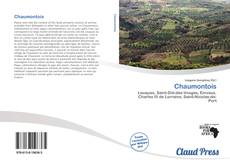 Bookcover of Chaumontois