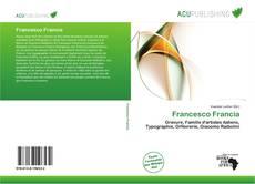 Francesco Francia kitap kapağı