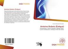 Capa do livro de Antoine Dubois (Évêque)