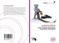 Portada del libro de Guillermo Dávila