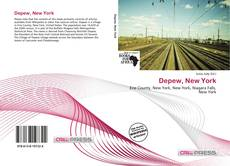 Bookcover of Depew, New York