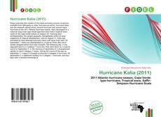 Copertina di Hurricane Katia (2011)