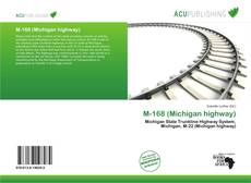 Bookcover of M-168 (Michigan highway)