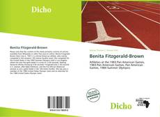 Bookcover of Benita Fitzgerald-Brown