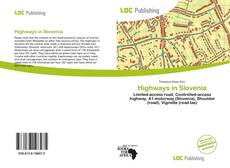 Bookcover of Highways in Slovenia