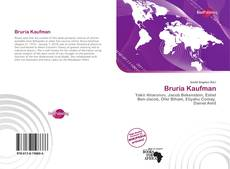 Bookcover of Bruria Kaufman