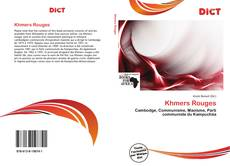 Bookcover of Khmers Rouges