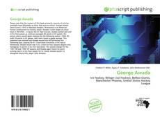 Portada del libro de George Awada