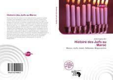 Capa do livro de Histoire des Juifs au Maroc