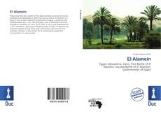 Bookcover of El Alamein