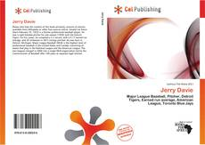 Bookcover of Jerry Davie