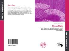Bookcover of Giora Ram