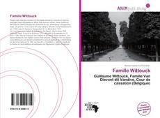 Capa do livro de Famille Wittouck