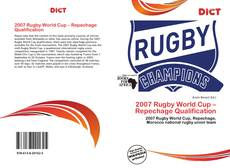 Обложка 2007 Rugby World Cup – Repechage Qualification