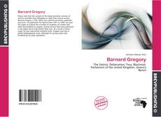 Bookcover of Barnard Gregory