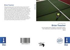 Capa do livro de Brian Teacher