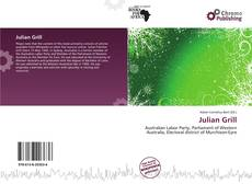 Bookcover of Julian Grill