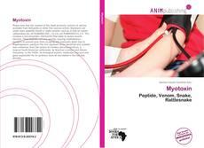 Myotoxin kitap kapağı