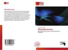 Copertina di Minyekyawswa