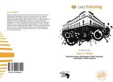 Capa do livro de Levi J. Dean
