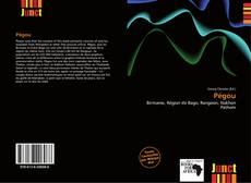 Capa do livro de Pégou