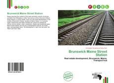 Borítókép a  Brunswick Maine Street Station - hoz