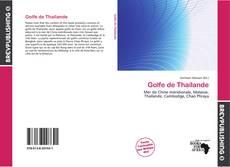 Portada del libro de Golfe de Thaïlande