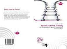 Capa do livro de Mystic (Amtrak station)