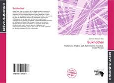 Bookcover of Sukhothaï