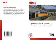 Bookcover of Hebburn Metro station
